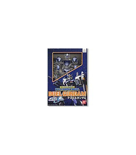 Gundam Seed Destiny 1/144 Model Kit Quick Model Duel Gundam