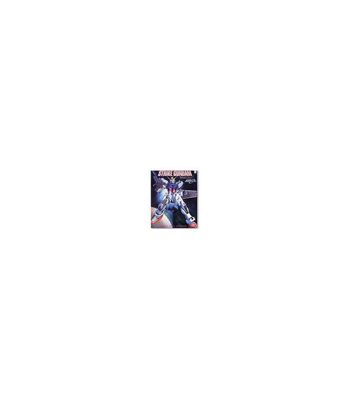 Gundam Seed Destiny 1/60 Model Kit Strike Gundam [SOLD OUT]