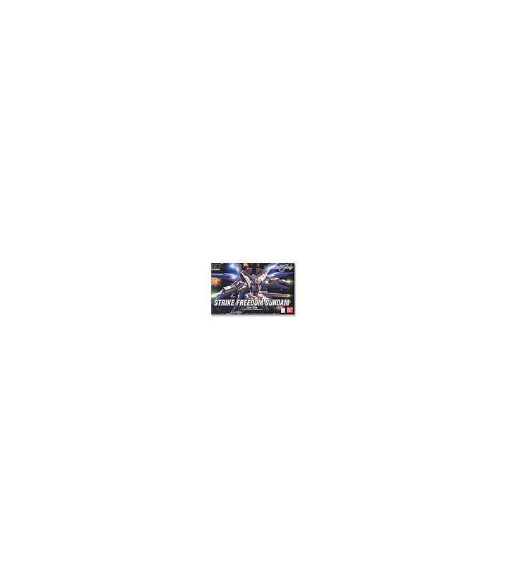 Gundam Seed Destiny HG 1/144 Model Kit Strike Freedom Gundam
