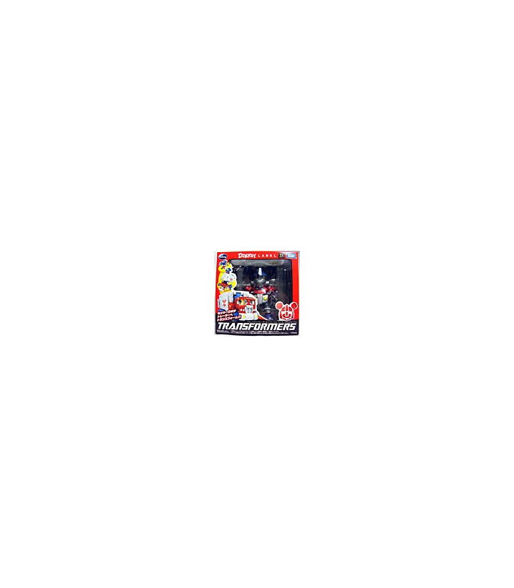 Takara Tomy Disney's Mickey Mouse Transformers Color Version