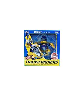 Takara Tomy Disney's Transformers Donald Duck Bumblebee