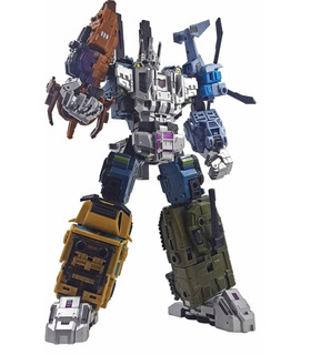 Transformers Iron Factory IF-EX22 War Giant Set A