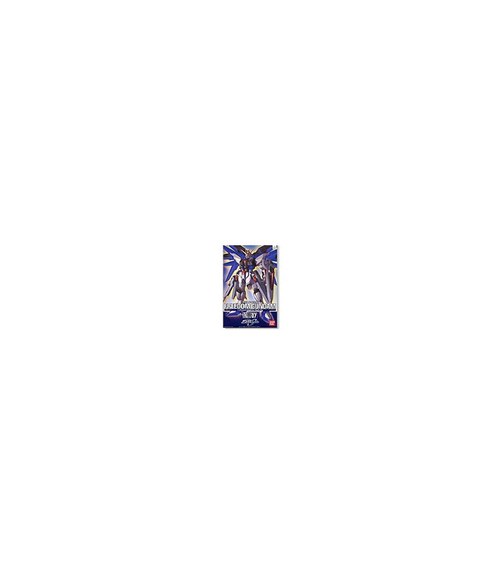 Gundam Seed Destiny 1/100 Model Kit ZGMF-X10A Freedom Gundam