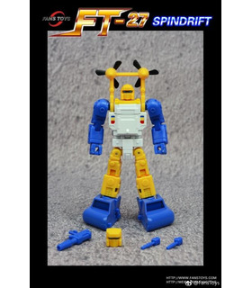 Transformers Fans Toys FT-27 Spindrift