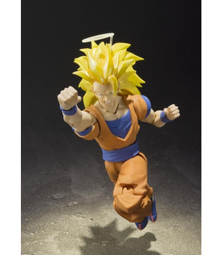 Bandai Tamashii Dragonball Z S.H. Figuarts Super Saiyan 3 Son Goku