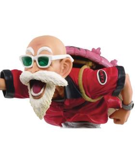 Banpresto Dragon Ball SCultures Master Roshi (Tropical Ver.)