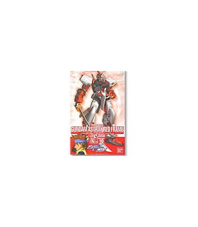 Gundam Seed Destiny 1/100 Model Kit MBF-P02 Astray Red Frame