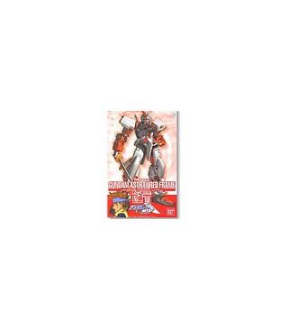 Gundam Seed Destiny 1/100 Model Kit MBF-P02 Astray Red Frame