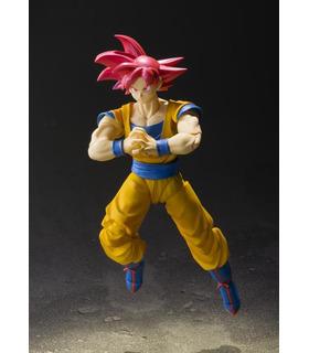 Bandai Tamashii Dragonball Z S.H. Figuarts Super Saiyan God Son Goku