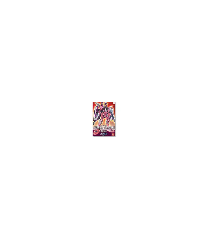 Gundam Seed Destiny 1/100 Model Kit ZGMF-X09A Justice Gundam