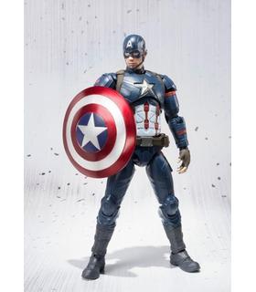 Bandai Tamashii S.H. Figuarts Civil War Captain America