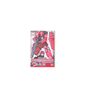 Gundam Seed Destiny 1/100 Model Kit Gunner Zaku Warrior Lunamari
