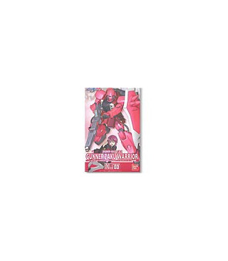 Gundam Seed Destiny 1/100 Model Kit Gunner Zaku Warrior Lunamari