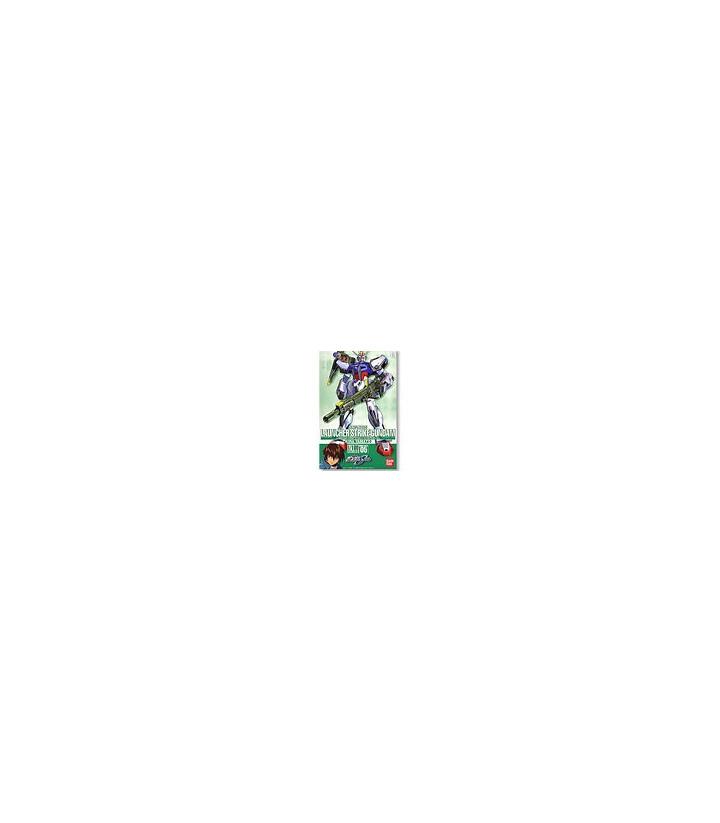 Gundam Seed 1/60 Model Kit Strike Gundam Striker Weapon System