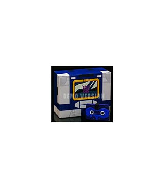 Transformers iGear Autoscout Cassette Set Blue Version [SOLD OUT