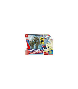 Transformers Animated Stealth Lockdown Optimus Prime [SOLD OUT]