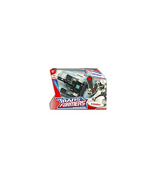 Transformers Animated Voyager Class Shockwave [SOLD OUT]