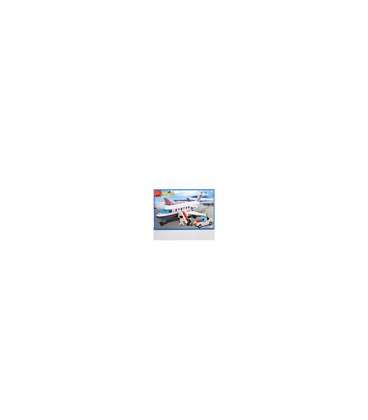 ENLIGHTEN Building Blocks Bricks Airbus Airliner 0496