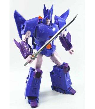 Transformers XTransbots MX-III Eligos Cyclonus