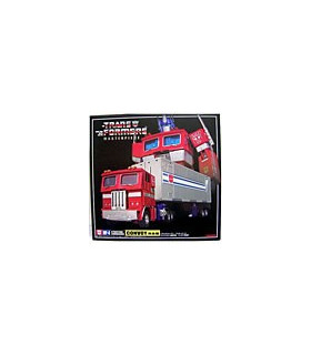 Transformers G1 Masterpiece Optimus Prime MP-04 [SOLD OUT]