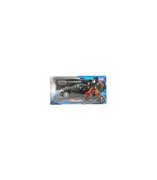 Transformers Alternity A-02 Nissan Z Megatron Diamond Black