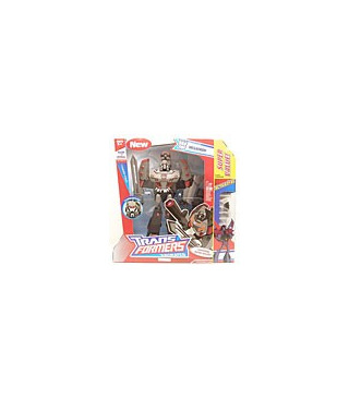 Transformers Animated Leader Megatron with Starscream [SOLD OUT]