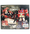 Transformers Hybrid Style THS-02 Optimus Prime Convoy [SOLD OUT]