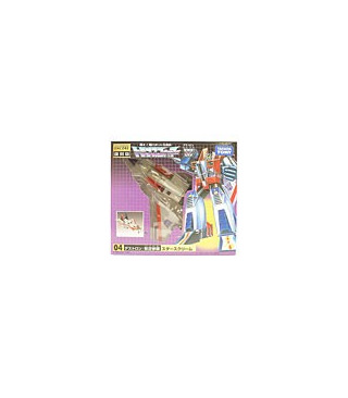 Transformers G1 Encore 04 Starscream Reissue [SOLD OUT]
