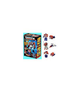Kabaya Transformers Gum Plus Optimus Prime Convoy [SOLD OUT]