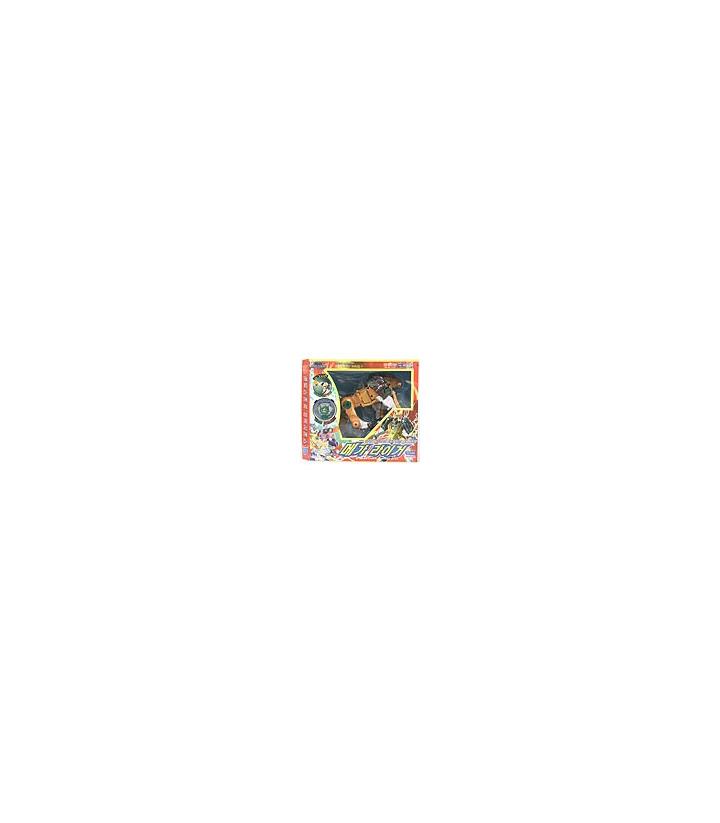 Mocom Transformers Galaxy Force Liger Jack Gc-16 Korean Ver