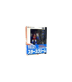 Revoltech PVC Transformers Figures: Starscream No.46