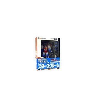 Revoltech PVC Transformers Figures: Starscream No.46