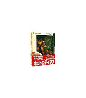 Revoltech PVC Transformers Hotrodimus Rodimus No.47