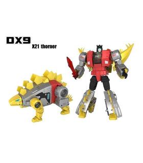 Transformers DX9 Toys War in Pocket X21 Thorner