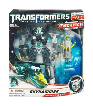 Transformers 3 Dark of the Moon Cyberverse Voyager Skyhammer