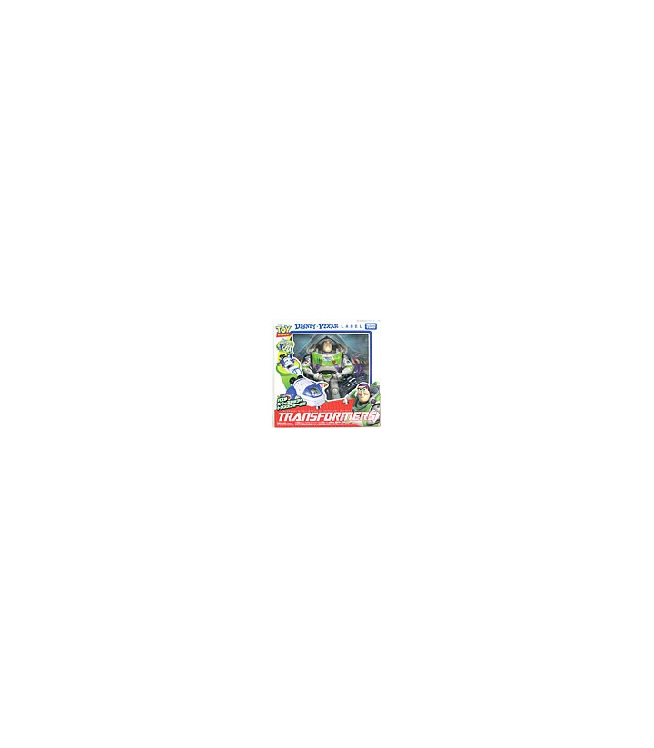 Takara Tomy Transformers Disney Label Buzz Lightyear [SOLD OUT]