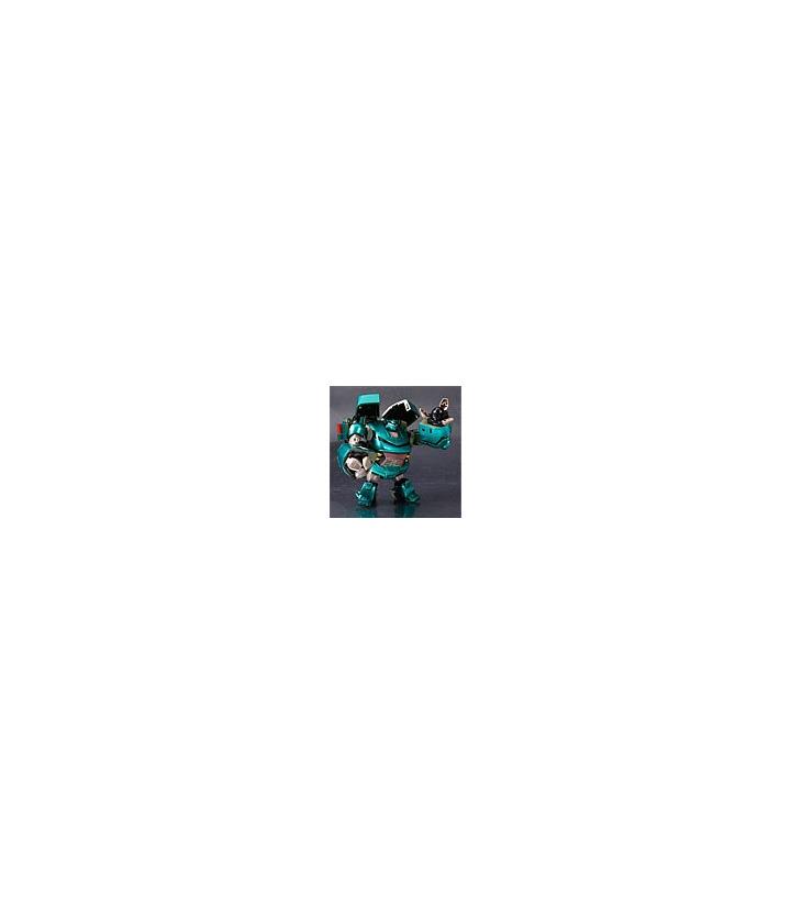 Japanese Transformers Animated - TA03 Ironhide Bulkhead Loose