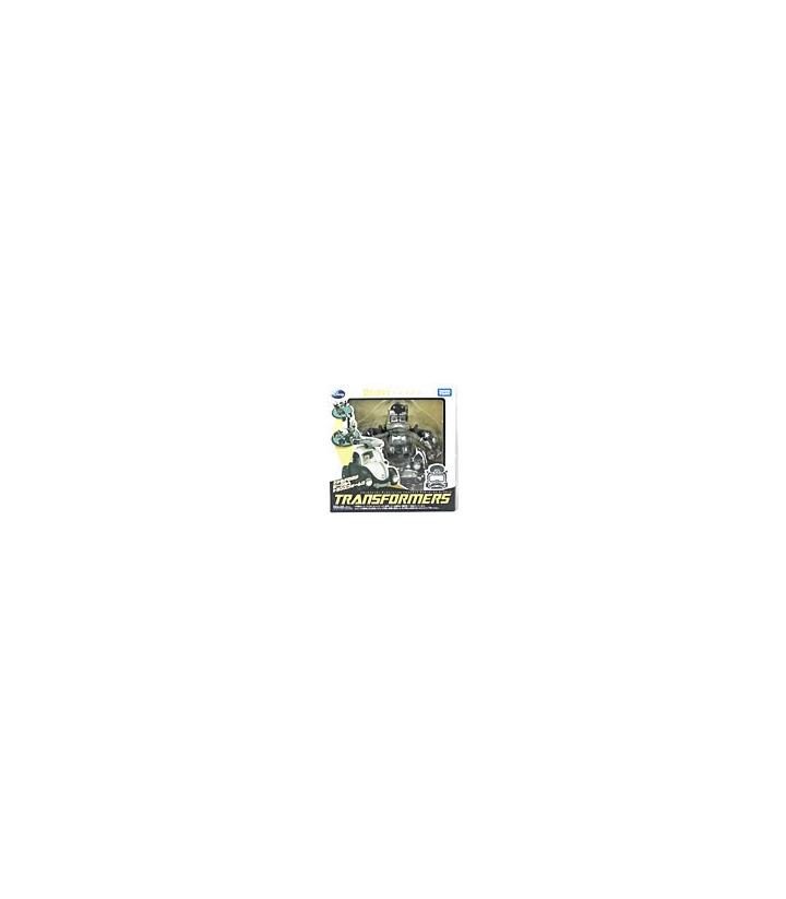Disney Label Transformers Donald Duck Bumblebee Monochrome