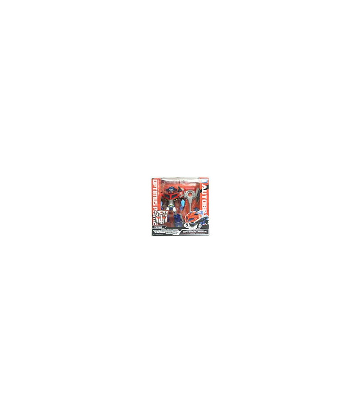 Transformers Animated - TA01 / TA-01 Optimus Prime [SOLD OUT]