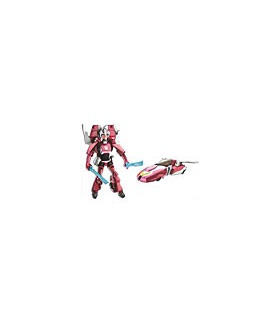 Japanese Transformers Animated - TA12 Archi (Arcee) [SOLD OUT]