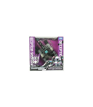 Japanese Transformers Animated - TA14 Showwave [SOLD OUT]