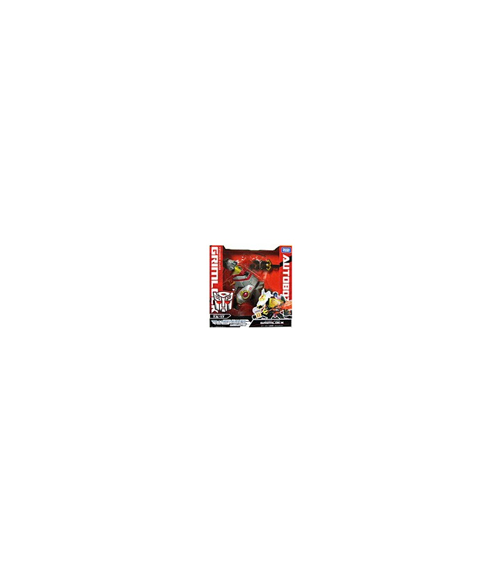 Japanese Transformers Animated - TA17 / TA-17 Grimlock[SOLD OUT]