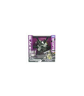 Japanese Transformers Animated - TA20 / TA-20 Blackout [SOLD OUT