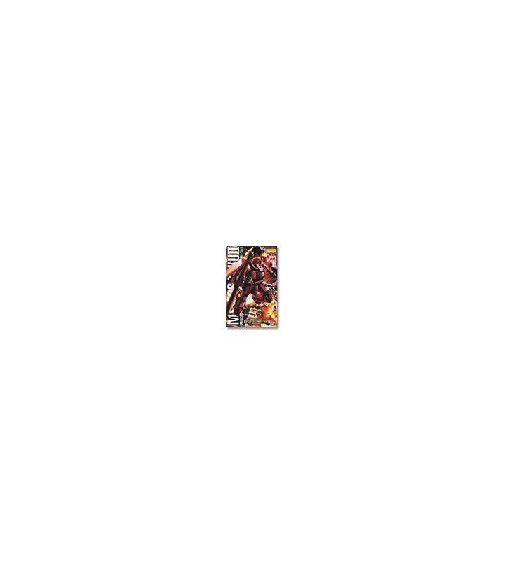 Gundam Master Grade MG MS-06S Chars Zaku II Ver. 2.0 30th Annive