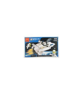 ENLIGHTEN Building Blocks Bricks Space Shuttle Discovery 509