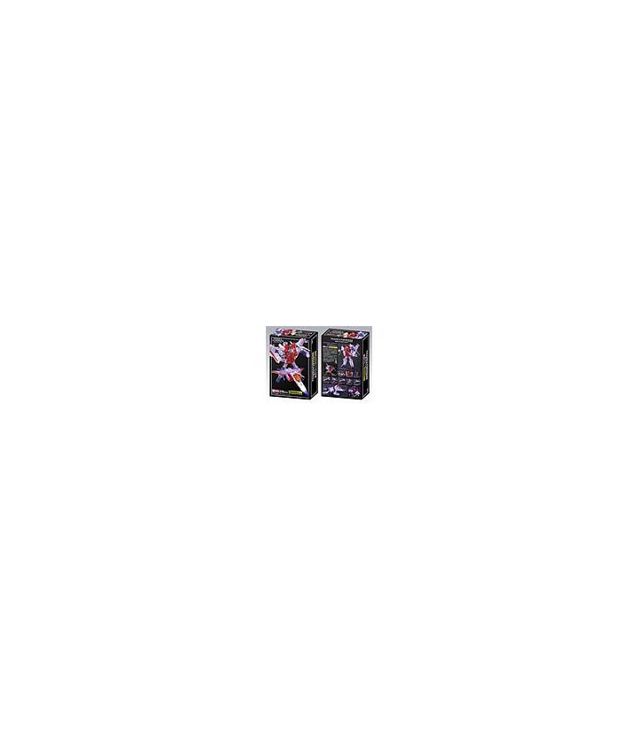 Transformers Masterpiece MP-03G Clear Ghost Starscream