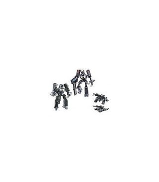 Transformers Animated - TA14 Showwave Loose [SOLD OUT]