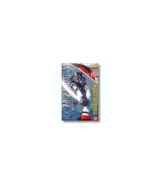 Gundam Master Grade 1/100 MG RX-78-2 Ver.2.0 Titanium Finish