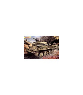 1:35 Dragon Tank Model Kits ZSU-23-4V1 Shilka 3521