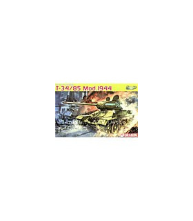 1:35 Dragon T34/85 Mod. 1944 Premium Edition 6319 [SOLD OUT]